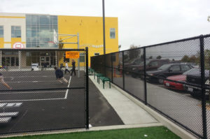 Fairfield Chain Link Fencing and Bollards