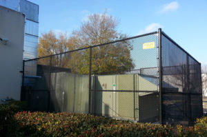 Burlingame Commercial Chain Link Fence Company